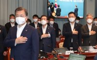 Moon calls for thorough infection control efforts in capital areas