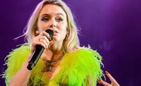 Swedish singer Zara Larsson ends collaboration with Huawei