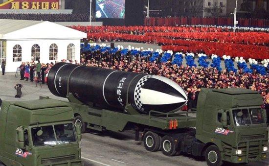 North Korea's SLBM threat looms large