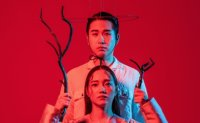 "Musical meets gugak in myth-based fantasy drama""Man in Red"""