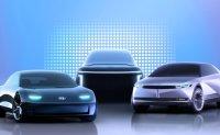 Hyundai Motor unveils IONIQ during IFA debut