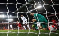 Liverpool sink West Ham for record-equaling 18th successive win