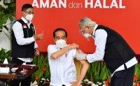 Indonesia begins coronavirus vaccination campaign with Widodo