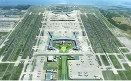 Incheon airport initiates 4th phase expansion construction, injects $4.2 bil.