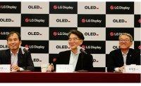 LG Display seeks turnaround, next year