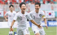 [AG INSIDE] Korea's soccer stars close to glory