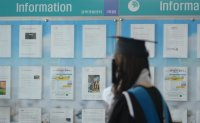 Only 10% of soon-to-be-college graduates find regular fulltime jobs