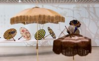 Artistry of French umbrellas showcased at Platform-L