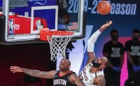 LeBron, Rondo spark Lakers to 112-102 victory over Rockets