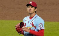 Cardinals' Kim Kwang-hyun betrayed by reliable pitch