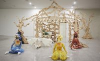 Marnie Weber brings whimsical world to Busan