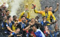 [WC INSIDE] France wins second World Cup title