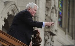 Former Canadian Prime Minister John Turner dies