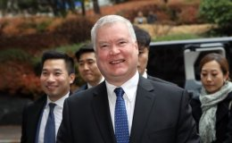 'Biegun's visit meant to show strong ROK-US alliance'
