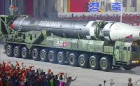 North Korea expected to test new ICBM after US election: experts