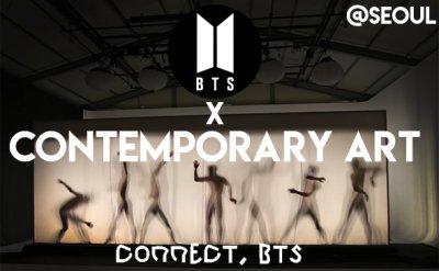[CONNECT, BTS] 'Being a minority Asian artist, BTS gave me thrills': BTS collab Korean artist