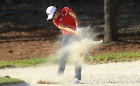 Kim Sei-young builds 2-shot lead in LPGA Tour Championship