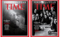 Khashoggi, journalists are Time's 'Person of the Year'