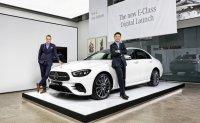 New E-Class facelift
