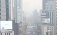 Ultrafine dust levels remain 'bad' in Seoul, western areas