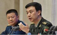 Chinese white paper: Beijing military 'lags behind' other countries