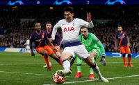 [FB INSIDE] Son Heung-min gives Spurs CL lead over Man City