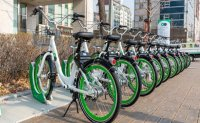 Seoul City's bike-sharing service becomes safer with soaring demand