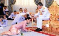 Thai King announces his marriage