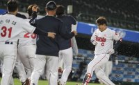 Winning and losing, Lotte Giants are having fun in KBO