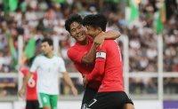 Korea starts 2022 campaign with win in Turkmenistan