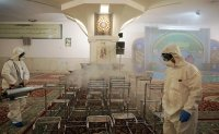 Iran temporarily frees 85,000 from jail as pandemic intensifies