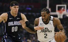 Leonard scores 32 as Clippers beat Magic 122-95