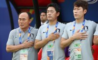Korea looking good for Olympics but face tough Australia test