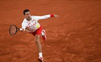 Djokovic leads been-there-done-that crew at wild French Open