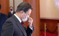 Moon nominates 4 new ministers in Cabinet reshuffle