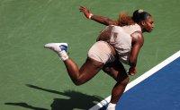 'Keep fighting!' Serena Williams yells herself to Open win