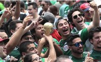 Mexicans fans cause 'artificial earthquake' celebrating surprise World Cup win