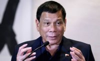 Duterte says he 'cured' himself of being gay