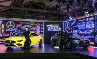 Mercedes' new A-Class sedans