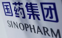 China's Sinopharm claims its vaccine has 79% protection rate against COVID-19