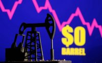 Oil price dip below zero for first time in history amid pandemic