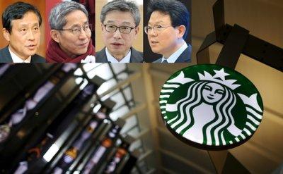 Starbucks unnerving Korean banks