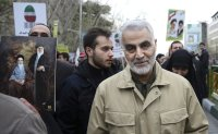 Soleimani was Iran's celebrity soldier, spearhead in Middle East