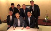 LS Group strengthens partnership with Japan