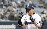 KBO asks MLB to post NC Dinos slugger Na Sung-bum