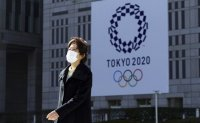London 2012 deputy chairman says Tokyo Olympics unlikely to go ahead