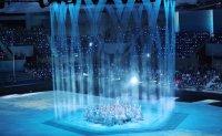 Gwangju FINA Championships make splash with 'Fountain of Light'