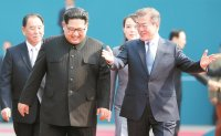 Moon's new security team may have limits in engaging North Korea