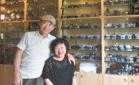Photography, Jeju give new meaning of life to retired couple