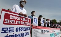 Migrant workers welcome Seoul's disaster relief fund
